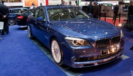 Izveštaj iz Ženeve: BMW ALPINA B3 S BITURBO