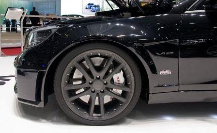 Izveštaj iz Ženeve: Brabus predstavio E V12 kupe