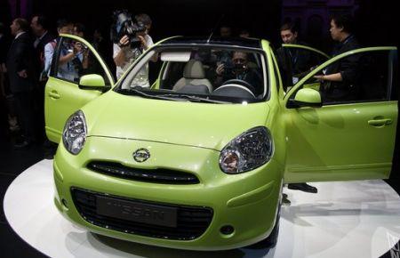 Izveštaj iz Ženeve: Nissan Micra, Juke i Leaf