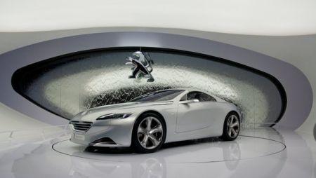 Izveštaj iz Ženeve: Peugeot priredio jednu od najlepših postavki