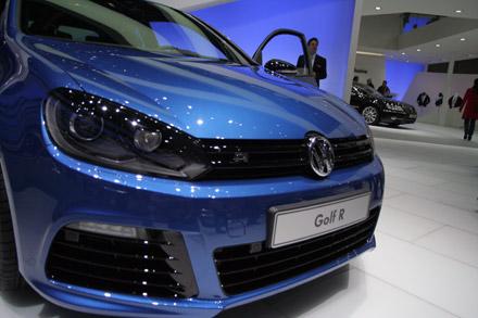 Izveštaj iz Ženeve: Volkswagen Amarok, Sharan i drugari