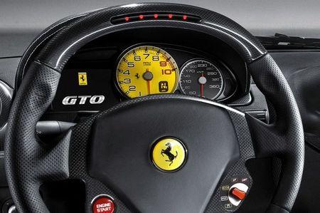 Enzo predao titulu najbržeg: Ferrari 599 GTO