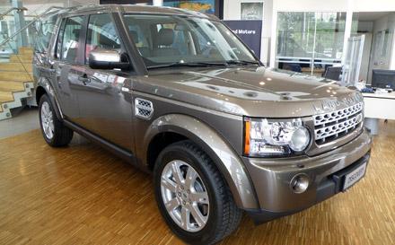 Grand Motors: Discovery 4 po specijalnim cenama