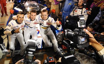 Le Mans: Pežo opet najbrži na kvalifikacijama!