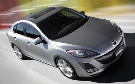 Mazda nudi specijalne, GT, verzije modela 2 i 3
