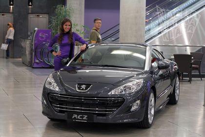 Počela prodaja Peugeot RCZ . Cena od 26900€.