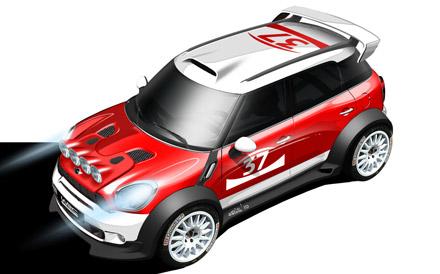WRC: MINI se vraća u reli takmičenje