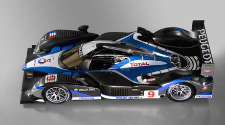 Le Mans: Peugeot analiza trke