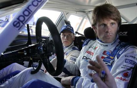 WRC: Marcus Gronholm testira Countryman WRC