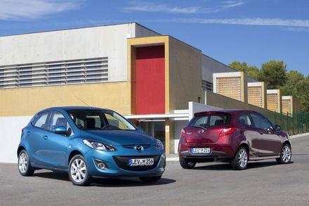Pariz: Mazda bez mnogo noviteta