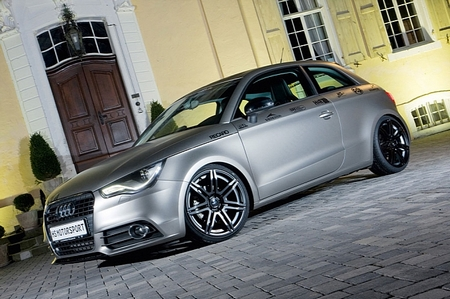 HS Motorsport sredio Audi A1