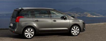 Taksi vozilo godine u Francuskoj: Peugeot 5008 HDi