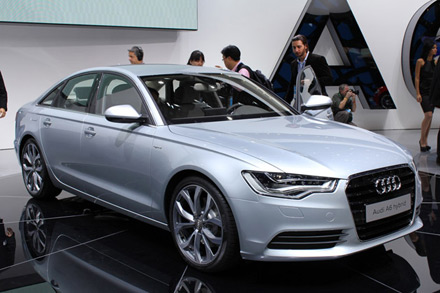 Audi A6 hibrid tek 2015. godine