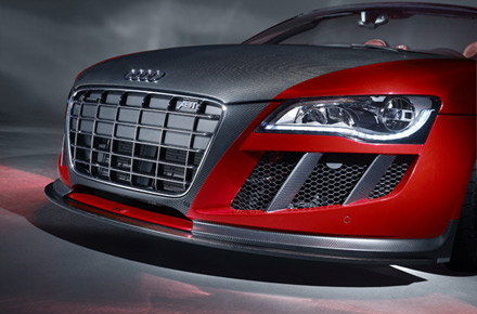 Ženeva: ABT R8 GT S