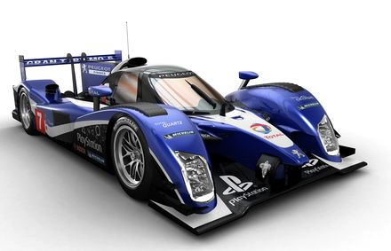 Le Mans: Peugeot predstavio 908 prototip