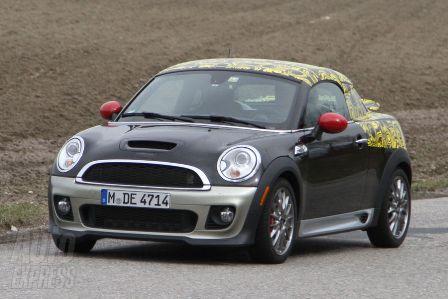 Fotografisan novi Mini Coupe