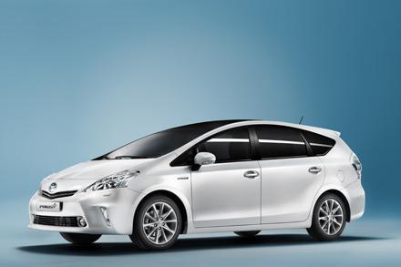 Ženeva: Toyota Prius+