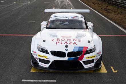 BMW Z4 GT3 za sezonu 2011