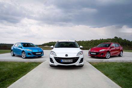 Tri miliona proizvedenih modela Mazda3