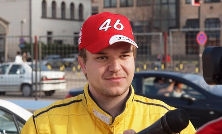Reli Srbija: Vojislav Lekić spreman za 44. Serbia Rally