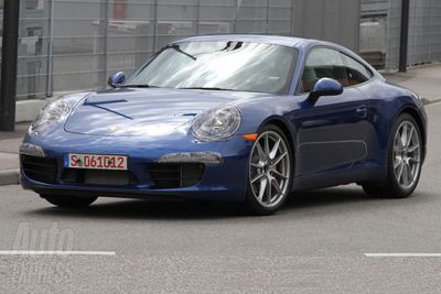Fotografisan novi Porsche 911