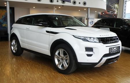 Grand Motors: Range Rover Evoque po povoljnijoj ceni