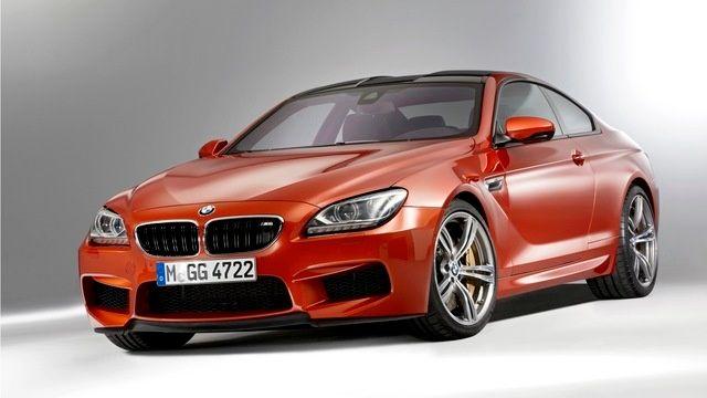 2012 BMW F12 M6 predstavljen