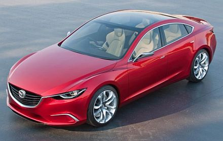 Evropska premijera Mazda Takeri koncepta u Ženevi