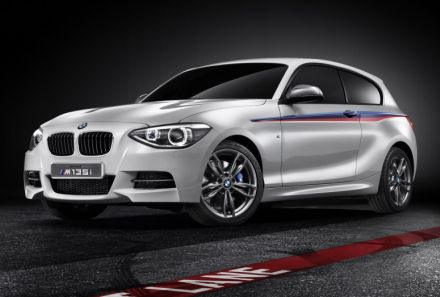 BMW M135i koncept