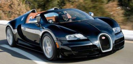 Predstavljen Bugatti Veyron Grand Sport Vitesse