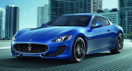 Novi Maserati GranTurismo Sport
