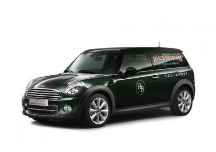 Mini Clubvan koncept