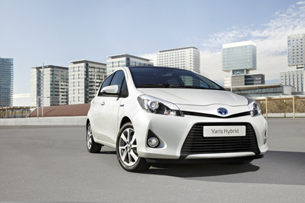 Toyota Yaris Hybrid – detaljnije