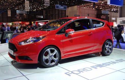 Ženeva: Ford Fiesta ST