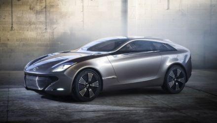 Hyundai predstavio koncept  i-oniq