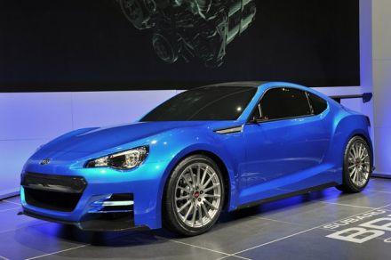 Subaru planira BRZ STI