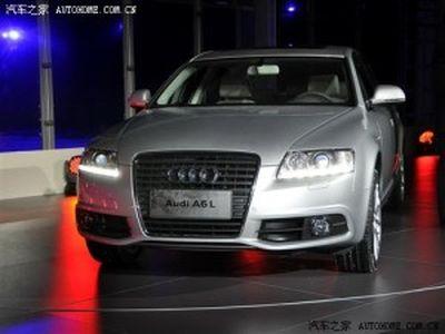 Audi A6L prezentovan u Kini
