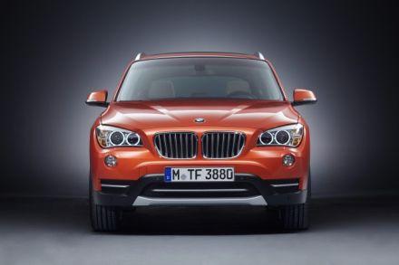 Novo lice za BMW X1