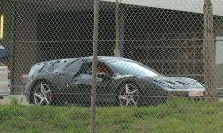Snimljen naslednik Ferrari Enza