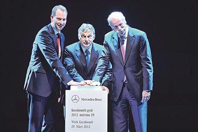 Prva Mercedes-Benz fabrika u Istočnoj Evropi