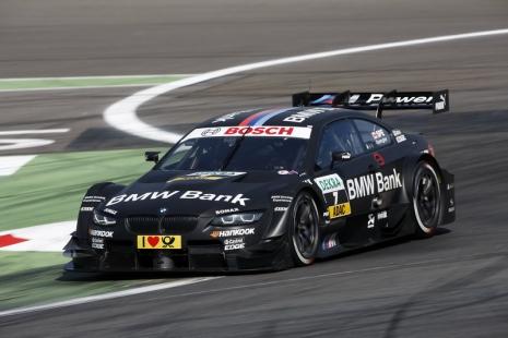 DTM: Spengler i BMW šampioni za 2012. godinu