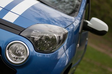 Prvi utisci: Renault Twingo Gordini