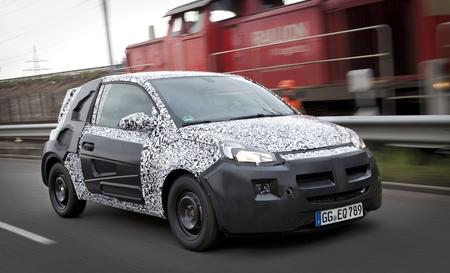 Opel ADAM: najbolje dizajnirana unutrašnjost