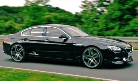 VIDEO: AC Schnitzer BMW Serija 6 Grand Coupe