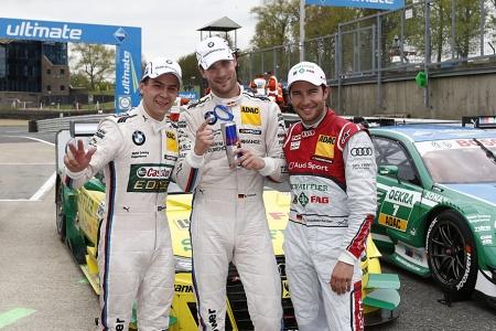 DTM: Martin Tomčik osvojio svoju prvu pol poziciju u BMW-u