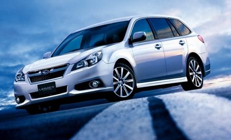 Subaru Legasi osvojio pet zvezdica na testu JNCAP
