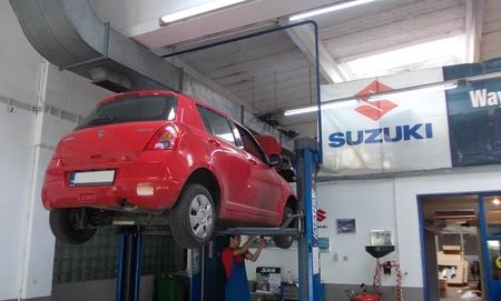 Jeftinije servisiranje starijih  Suzuki automobila