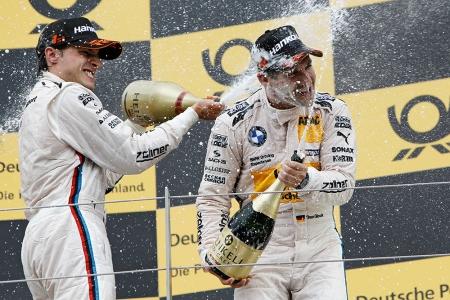 DTM: BMW 1-2-3 u Austriji