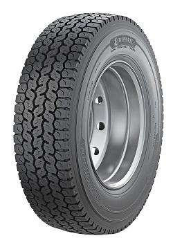 Michelin predstavio X Multi D pneumatike