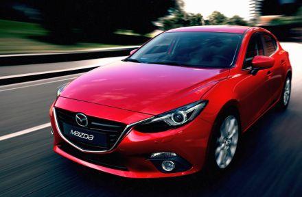 Euro NCAP: Pet zvezdica za novi model Mazda 3